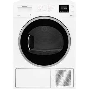 Blomberg LTH3842W 8kg Heat Pump Tumble Dryer - A+++ Rated £449.99 @ Euronics