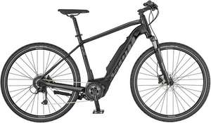 Scott Sub Cross eRide 30 Mens Electric Hybrid Bike 2019 (Small) - £1,149 with code @ Cycle Republic