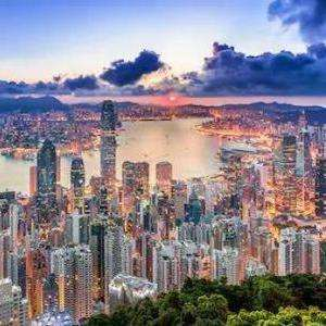 Direct Cathay Pacific return flight to Hong Kong (Departing Manchester or LGW / Nov - Mar departures / Inc' 30kg lugg) - £428pp @ Skyscanner