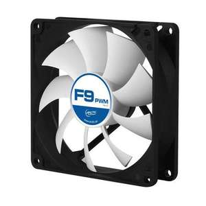 ARCTIC F9 PWM - 92 mm PWM Case Fan - £1.97 at Laptops Direct