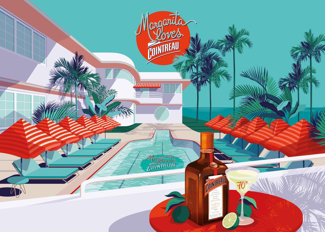 Cointreau Liqueur 50cl in Margarita Loves Presentation Box @ Asda for £12