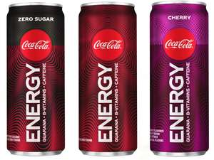 Coca-Cola Energy drink 59p instore @ Home Bargains (Cardiff)
