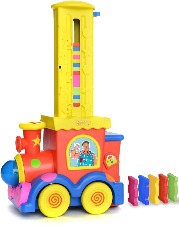 Mr Tumble 1161 Domino Train @ Amazon - £16 Prime / £20.49 non-Prime