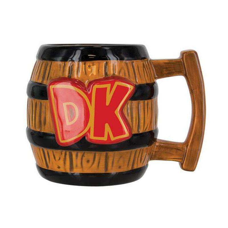 Large DK Barrel Mug - £2.99 Instore @ QD Stores (Bedford)