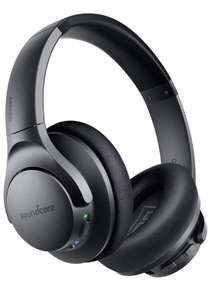 Anker Soundcore Life Q20 Bluetooth Noise Cancelling Headphones - £39.99 Sold by AnkerDirect and Fulfilled by Amazon