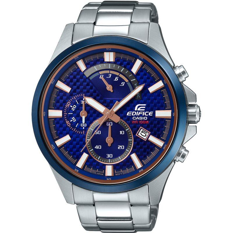 Casio Edifice Watch EFV-530DB-2AVUEF - £69.60 @ WatchShop (With code)
