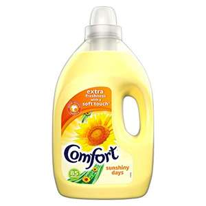 Comfort sunshiny days 85 washes 3lt @ Amazon (Prime Now only) £3