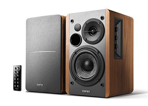 Edifier R1280DB Active Remote Control Bookshelf Studio Bluetooth Speakers @ Amazon.de delivered