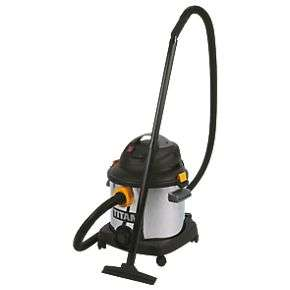 Titan Ttb430Vac 1400W 30Ltr Wet & Dry Vacuum Cleaner 240V at Screwfix for £54.99