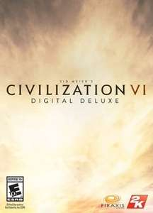 Civilization VI Deluxe Edition [EUROPE] (Standard & Gold also in description) at Instant Gaming for £12.87