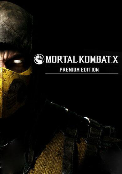 Mortal Kombat X Premium [Steam GLOBAL Key] at Eneba/WWGames for £2.36