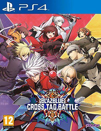 Blazblue Cross Tag Battle (PS4) - £9.95 at Base.com