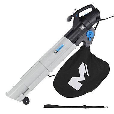 Mac Allister Garden blower vacuum at B&Q for £32.30