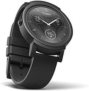 Ticwatch E Shadow Smartwatch sold by Mobvoi and Fulfilled by Amazon for £77.24