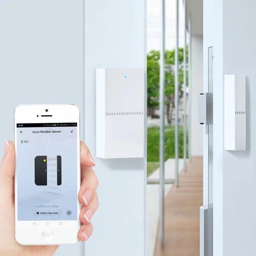 Stalwall D21 Smart Wireless WiFi Magnetic Door (Google Home / Alexa compatible) £7.06 Delivered @ Gearbest
