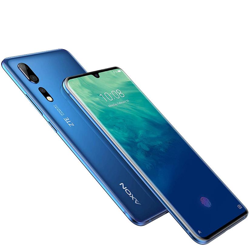 ZTE Axon 10 Pro Smartphone Blue Snapdragon 855 - 4000mAh - 6GB/128GB £364.41 @ Amazon Germany