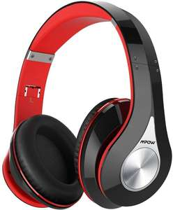 Mpow wireless Bluetooth 059 headphones with mic, foldable, from Amazon sold by HBH and Fulfilled by Amazon £16.14 (+£4.49 non Prime)