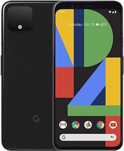 Google Pixel 4 Just Black 64GB Grade A (Vodafone) + 2 year warranty £570 delivered @ CeX