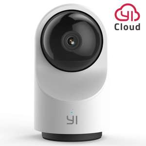 Yi Dome X - AI - 360 degrees motion tracking. Lightning deal. £43.99 Sold by Seeeverything UK and fulfilled by Amazon