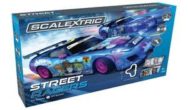 Scalextric Street Racers now £64 using code @ Argos