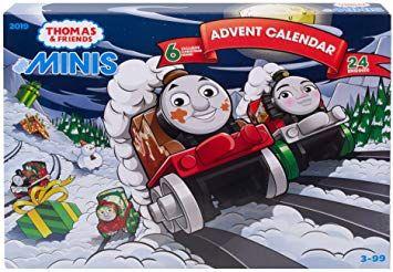 Thomas advent calendar 2019 £23 @Asda with click &collect