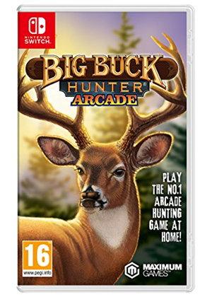 Big Buck Hunter Arcade - Nintendo Switch - Base.com £13.99