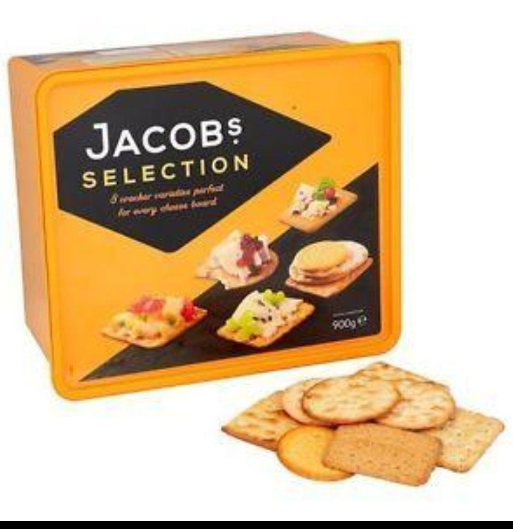 Jacob's selection crackers 900g £2.99 @ Costco