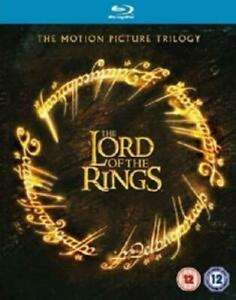 The Lord of the Rings Trilogy Blu-ray Used £2.55 delivered @ Music Magpie ebay