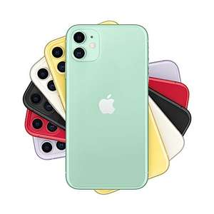 Apple iPhone 11 (64 GB) £605.33 (£590 with fee free card) Delivered @ Amazon Germany