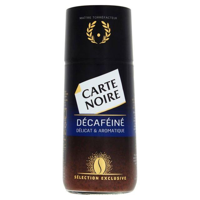 Carte Noire Decaffeinated 100g £2 @ Morrisons