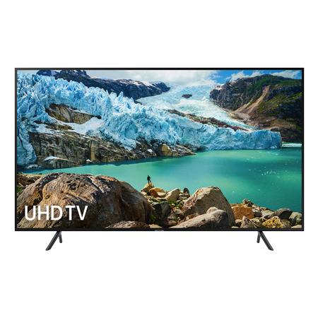 "Samsung UE75RU7100 (2019) HDR 4K Ultra HD Smart TV, 75"" with TVPlus & Apple TV App, Charcoal Black £999 with code @ RGB Direct"