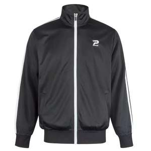 Patrick Track Jacket Mens Black/Grey/Navy £9.79 Delivered (With Code) @ Sports Direct