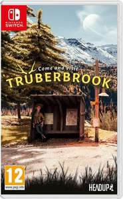 Truberbrook - Nintendo Switch - go2games.com £17.99