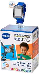 VTECH Kidizoom Smart Watch DX2 Blue or Pink. £28 @ Amazon