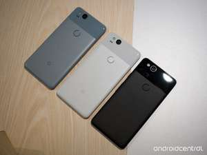 "Google Pixel 2 EE 64GB Smartphone Refurbished In ""Good"" Condition £99.99 (3 Colours) @ Music Magpie"