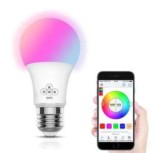 Smart WiFi Bulb with Support for Alexa / Google Home - £6.32 - Gearbest