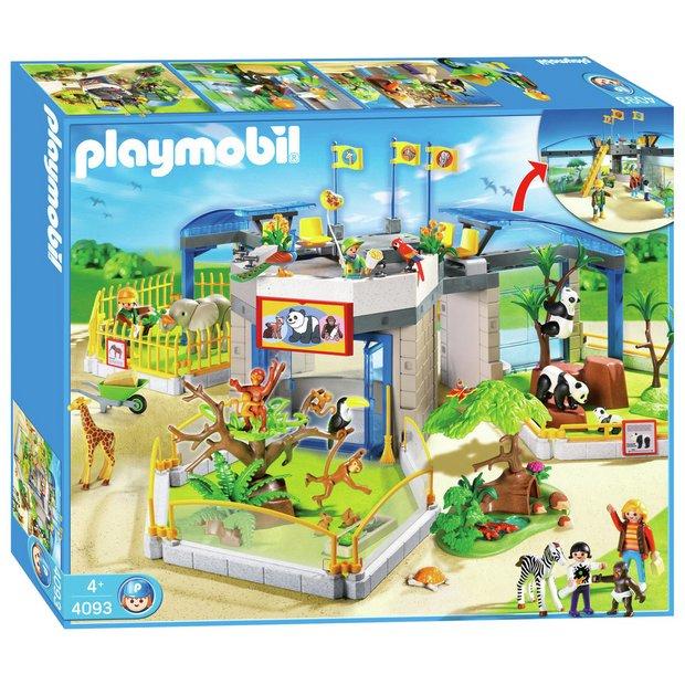 Playmobil Zoo 4093 - £36 instore @ Sainsbury's Hayes