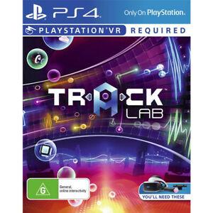 Track Lab (PS4/PSVR) [New & Sealed - Import] - £6.95 Delivered @ The Game Collection / eBay