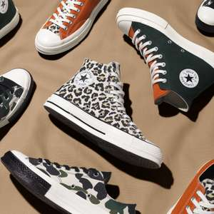 25% off all custom Converse using discount code - Prices starting from £30 @ Converse