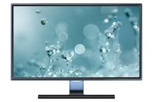 """Samsung 27"""" FHD PLS LED S27E390H Flicker Free Monitor, £113.47 delivered at Ebuyer"""