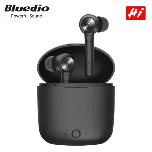 Bluedio Hi TWS Wireless Bluetooth Sports In-Ear Headphones - Black £9.42 Delivered @ Gearbest