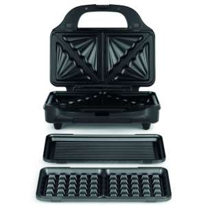 Salter 3-in-1 Deep Fill Sandwich and Waffle Maker £16.99 @ Robert Dyas - free click and collect