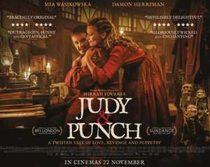 Free tickets for Judy and Punch