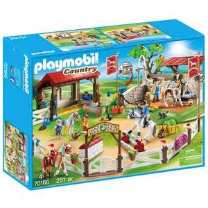 Playmobil Pony Farm Smyths Toys exclusive - £24.99 delivered