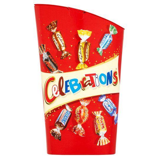 Celebrations Chocolate Carton 240g - £2 @ Sainsbury's