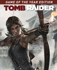 [Steam] Tomb Raider (2013) Game Of The Year Edition PC - £3.74 @ Steam Store