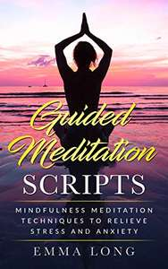 Three Health Books - Yoga for Beginners + Positive Affirmations + Guided Meditation Kindle Editions (Links Below) - Free Downloads @ Amazon
