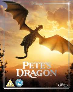 Pete's Dragon (Disney) Movie Blu-Ray £4.39 Prime / +£2.99 non Prime @ Amazon UK