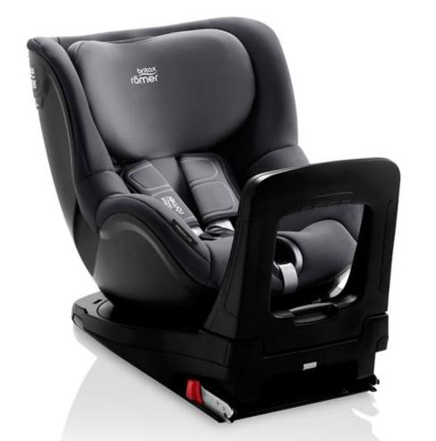 Britax Römer DUALFIX M i-SIZE Car Seat - Storm Grey £292.50 @ Boots