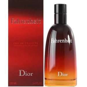 Christian Dior Fahrenheit 100 ml Eau de Toilette £59 @ Amazon